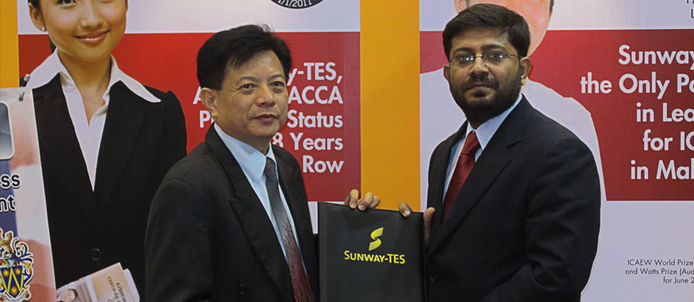 SBM is now in partnership with SUNWAY TES Malaysia